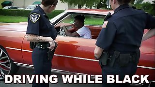 BLACK PATROL - He Gets Pulled Over For DWB (Driving While Black)