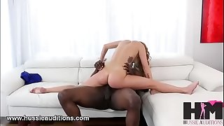 Olivia Lee's introduction to interracial